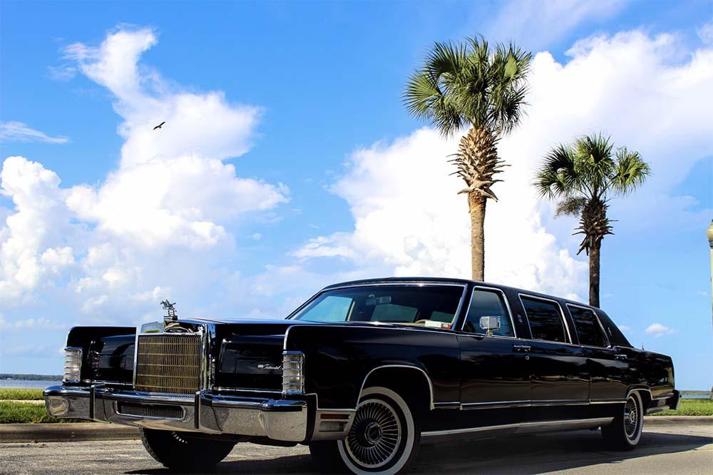 1979 Lincoln Continental Stretch Limousine
