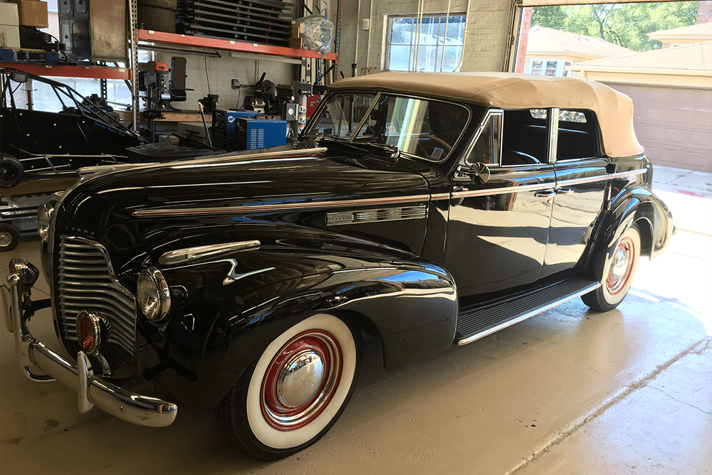 1940 Buick Special Phaeton