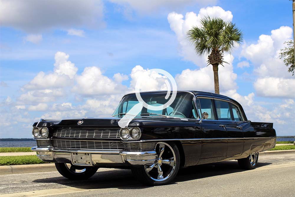 1965 Cadillac Fleetwood 75 Series Formal Limousine