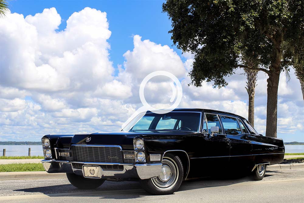 1968 Cadillac Fleetwood 75 Series Formal Limousine
